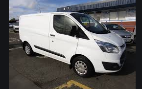 Leasing of the van from the collection of their customers